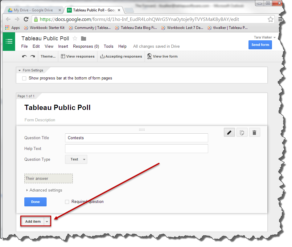 How to Turn a Viz into a Poll | Tableau Public
