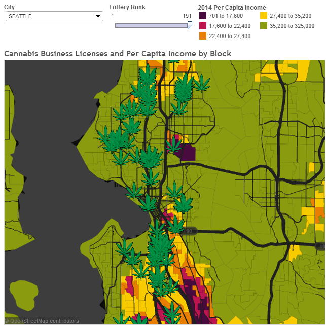 4 Quick Design Tips for Maps | Tableau Public