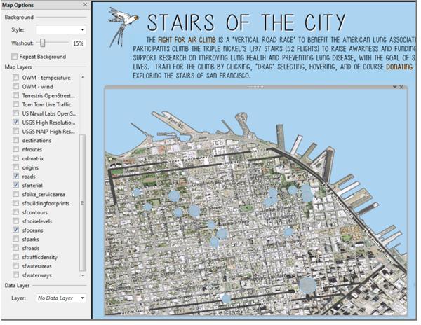 Custom Mapping Mayhem Tableau Public - Get tableau map to just show us