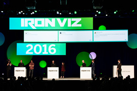 Iron Viz 2016