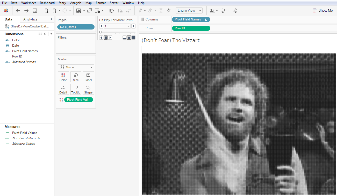 Animated GIFs with Tableau?!? | Tableau Public