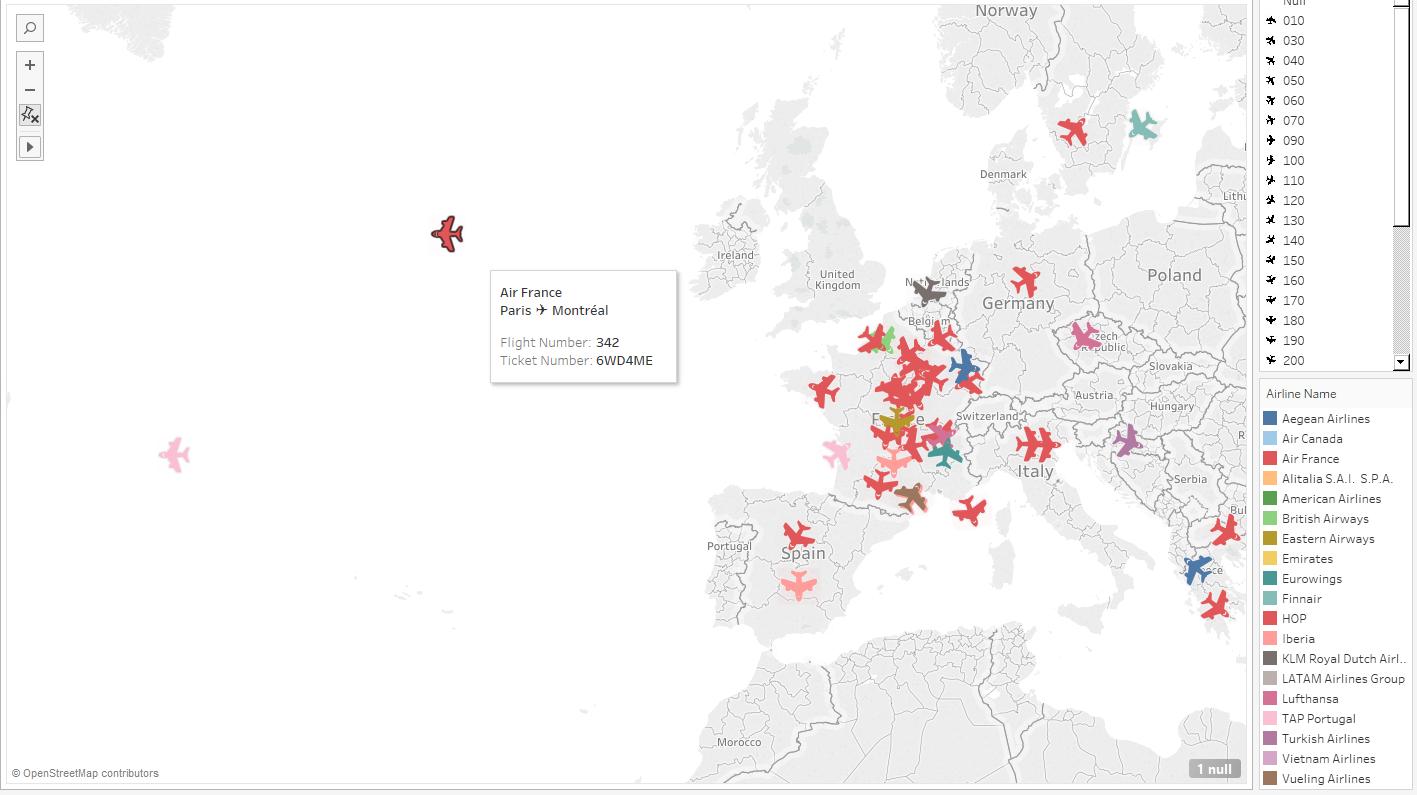 Your FlightRadar24-like viz!