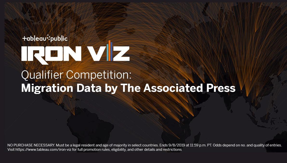 Free Data Visualization Software | Tableau Public