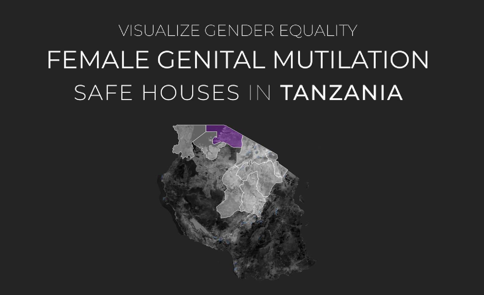 #MakeoverMonday | Safe Houses in Tanzania