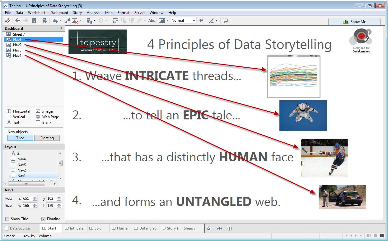 Creating Custom Slide Presentations with Tableau | Tableau