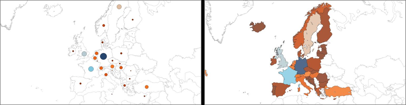 Map comparision