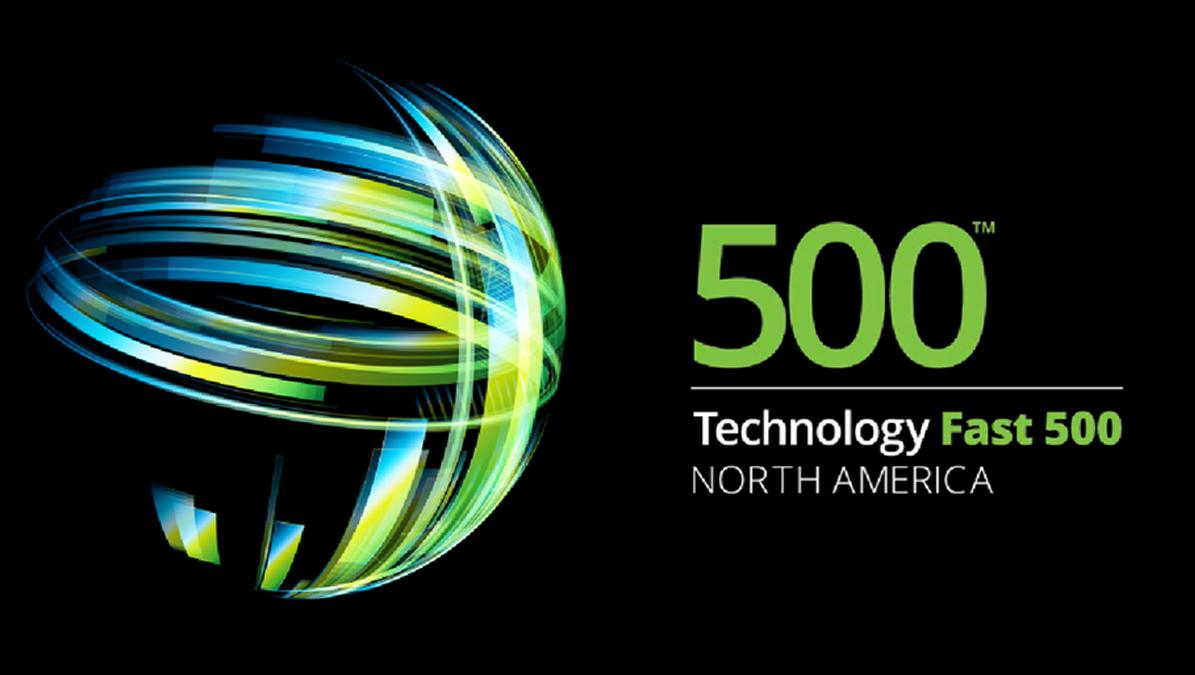 2018 Deloitte Technology Fast 500 report visualized in Tableau