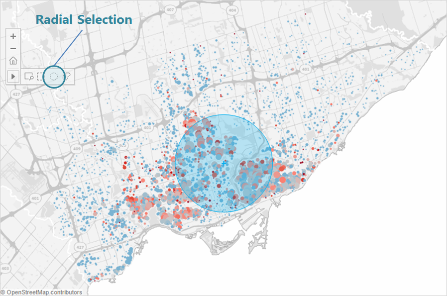 Maps Get New Zoom Controls | Tableau Public Zoom Maps on