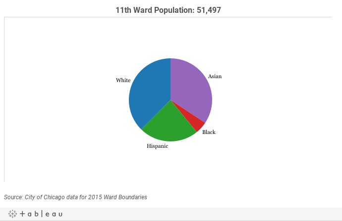 11th Ward Demographics