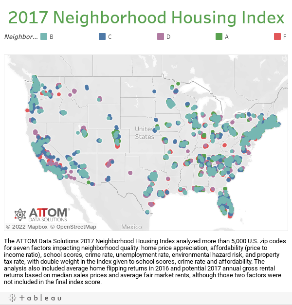 2017 Neighborhood Housing Index