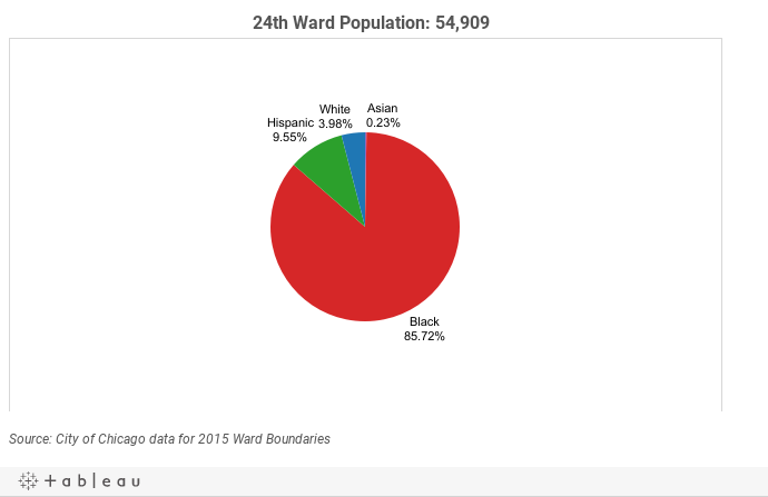 24th Ward Demographics