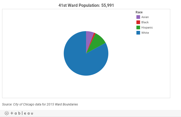 41st Ward Demographics