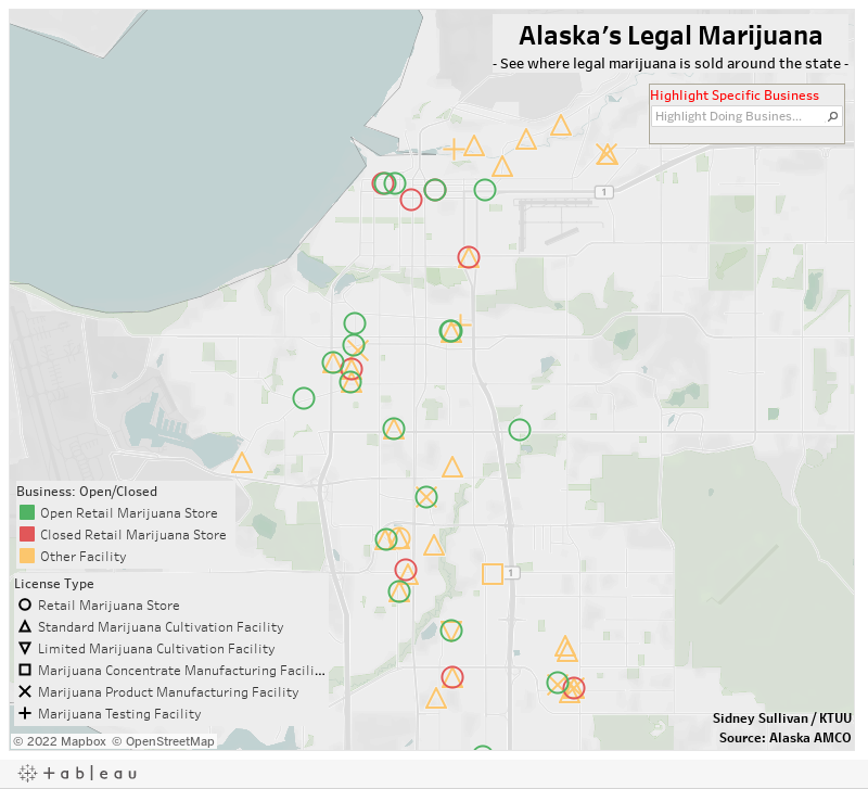 Alaska S Legal Marijuana