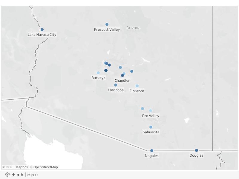 Arizona S 20 Safest Cities Of 2019 Safewise