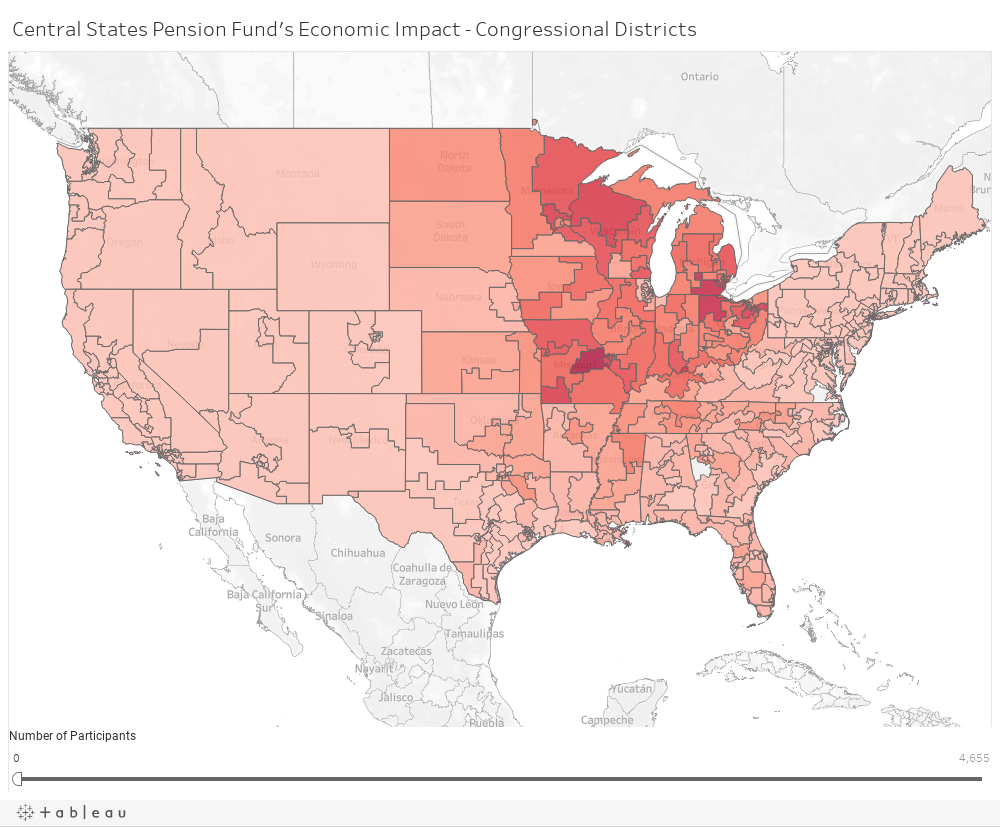 CSPF Economic Impact - Districts