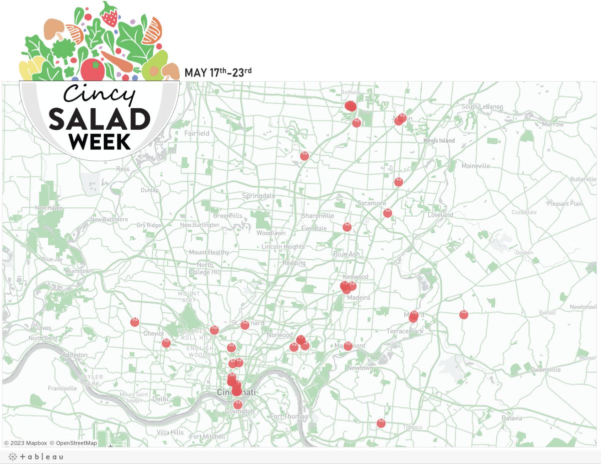 SALAD WEEK Green