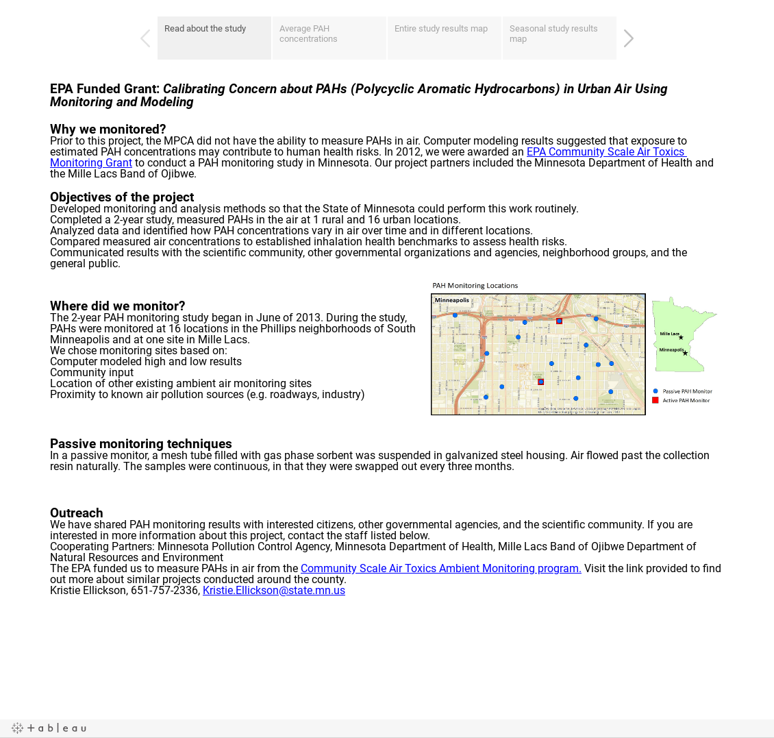 PAH Data Explorer External