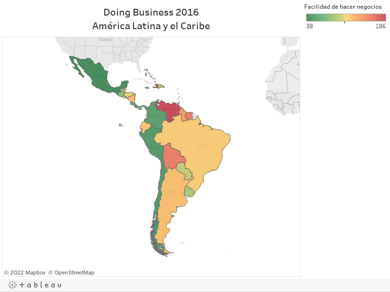 Doing Business 2016América Latina y el Caribe