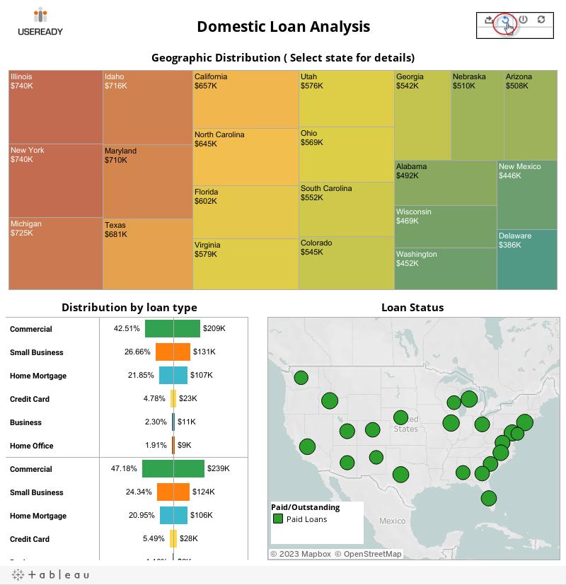 Domestic Loan Analysis
