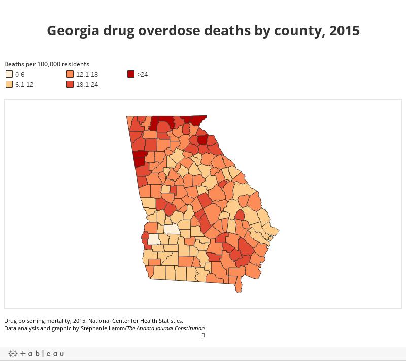 GA Drug Overdoses Final
