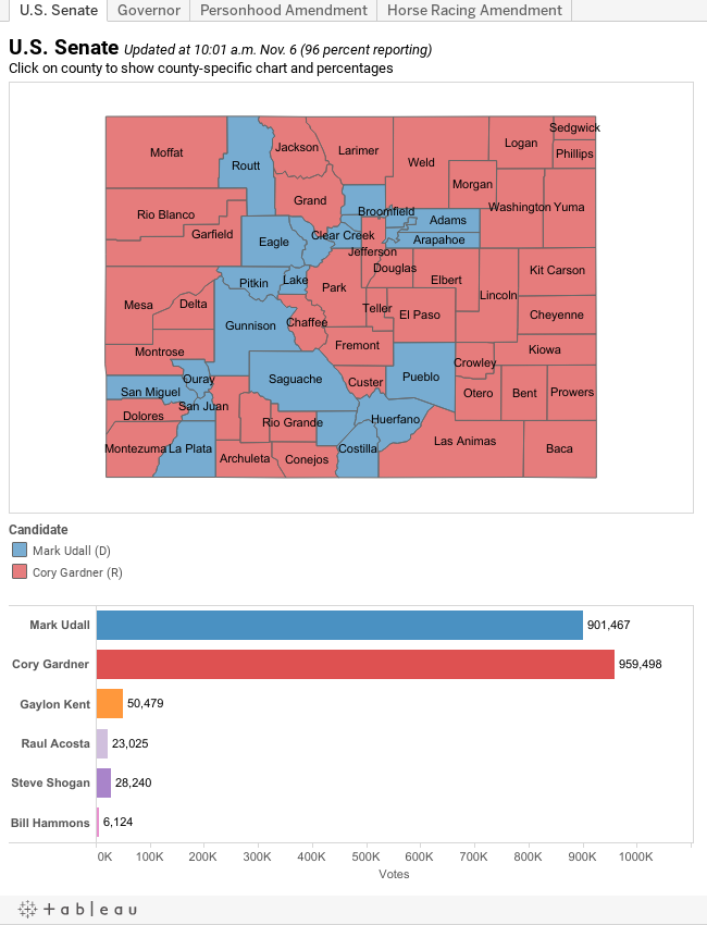 Election 2014 Interactive Election Results Map  The