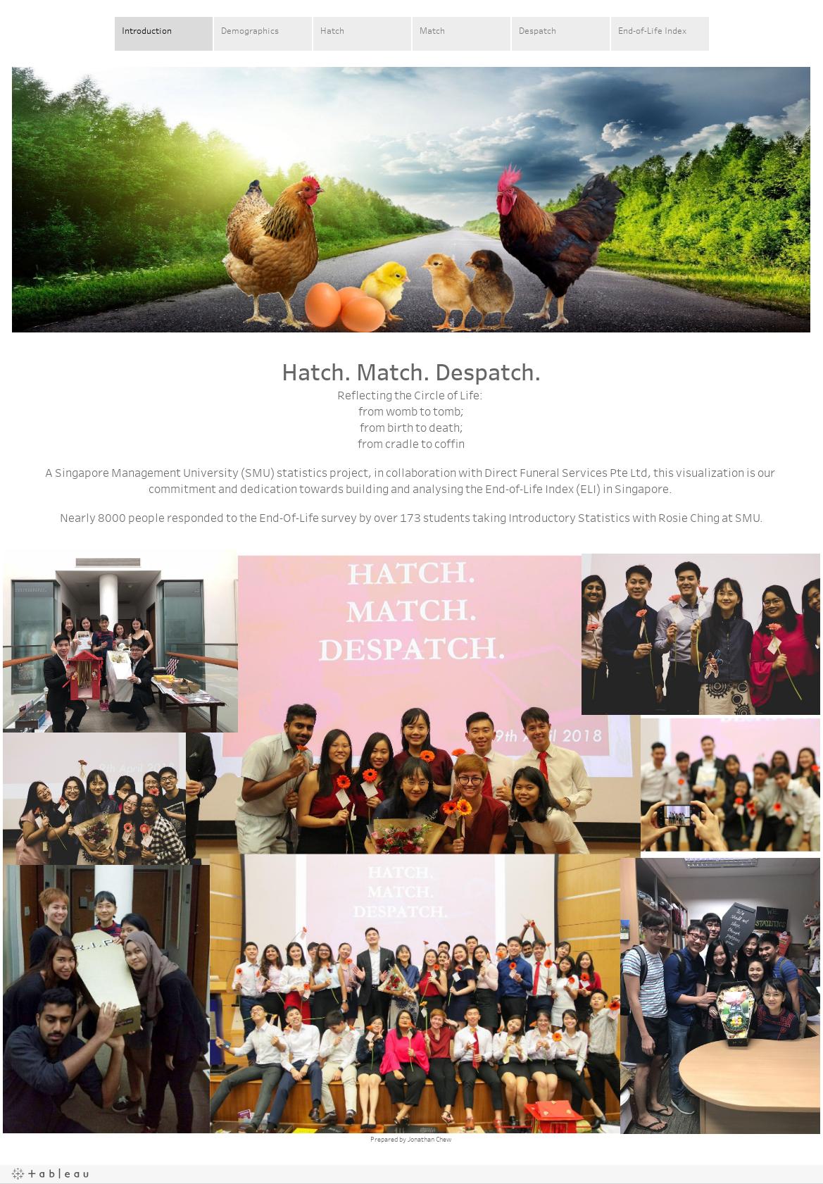 Hatch Match Despatch Storyboard