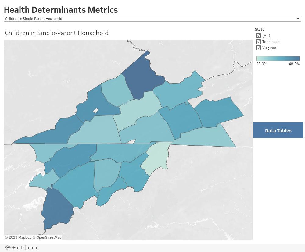 Health Determ Maps