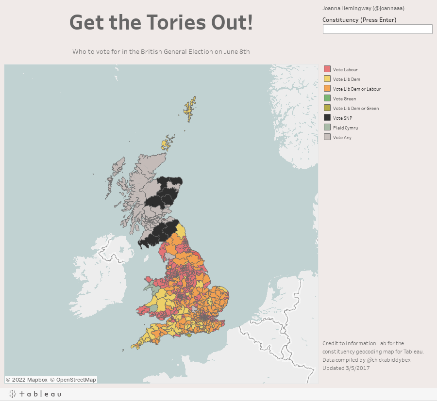 Get the Tories Out