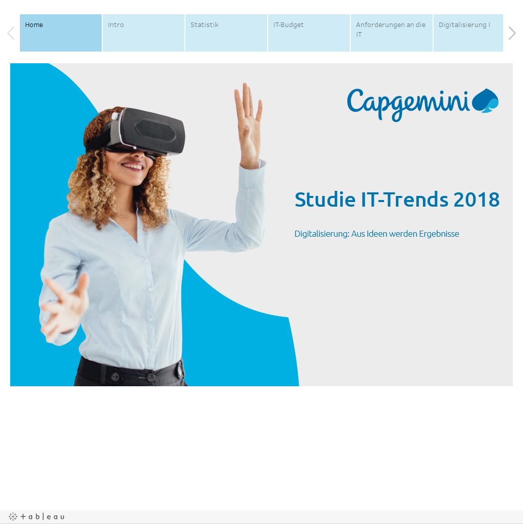 IT Trends Story