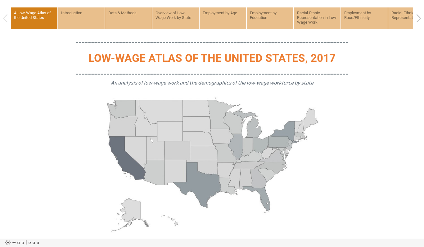Low-Wage Atlas