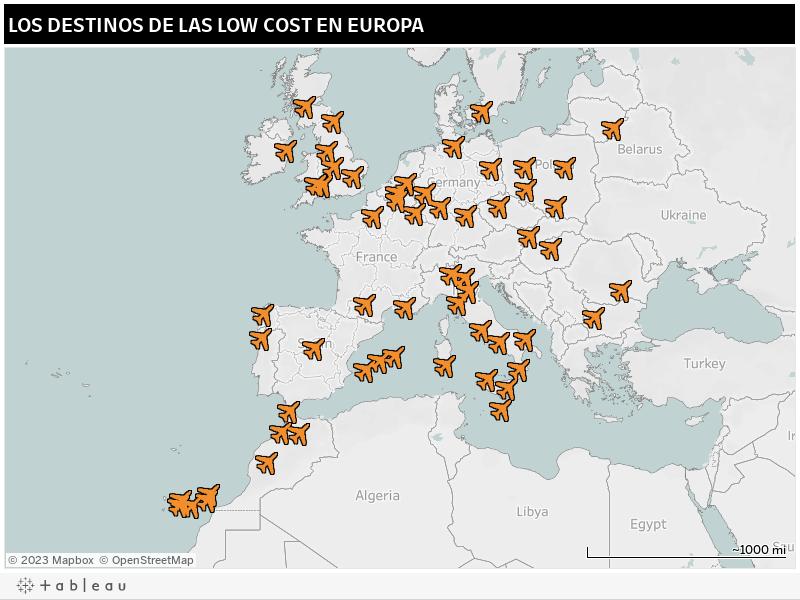 Resultado de imagen para low cost lima europa