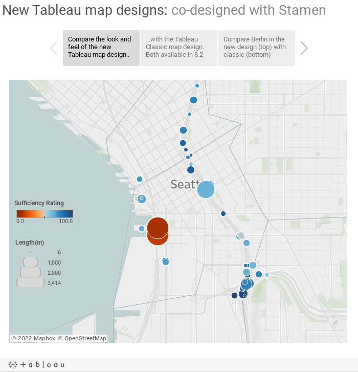 New Tableau map designs: co-designed with Stamen