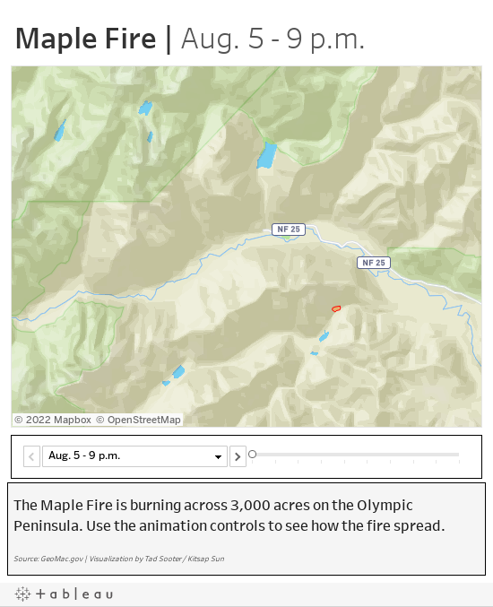 Maple Fire Dashboard