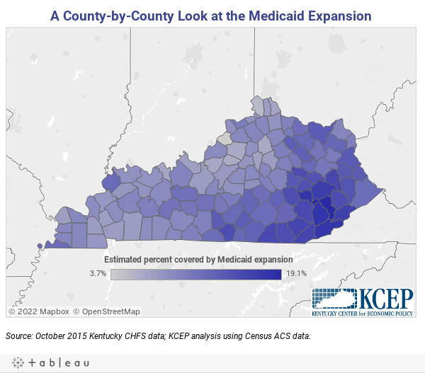 Medicaid Expansion in Kentucky