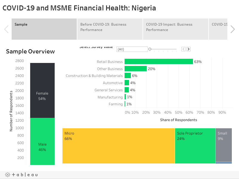 COVID-19 and MSME Financial Health: Nigeria