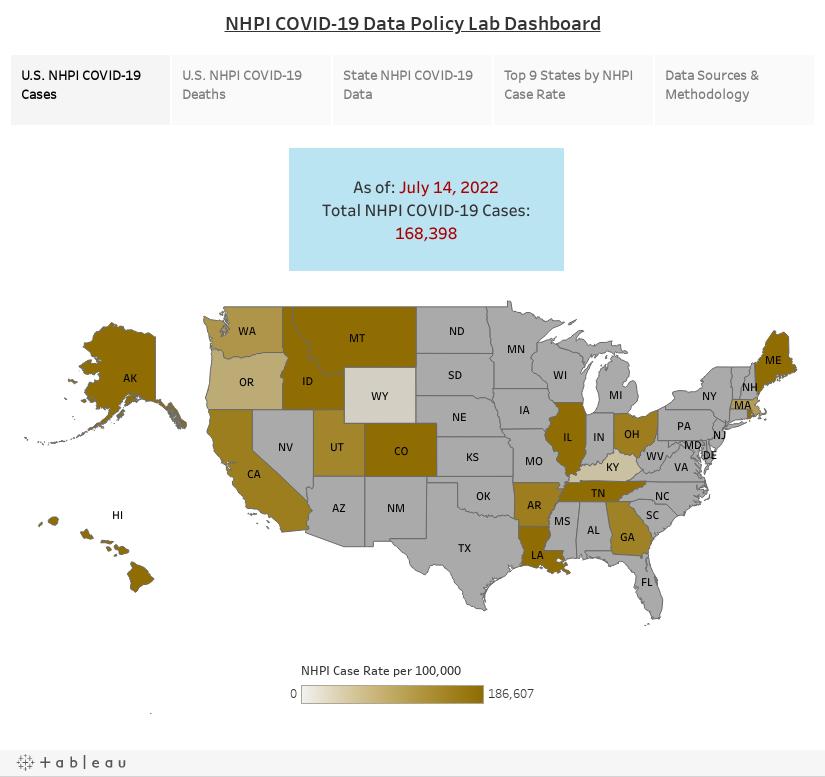 NHPI COVID-19 Data Policy Lab Dashboard