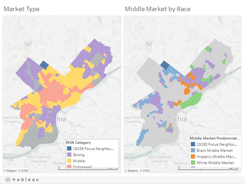 Some Philadelphia Neighborhoods Are Walking a Line Between Boom and