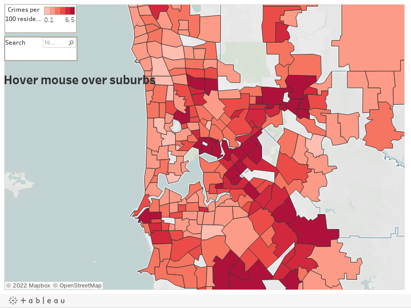 Map Of New York Suburbs.Perth Crime Map