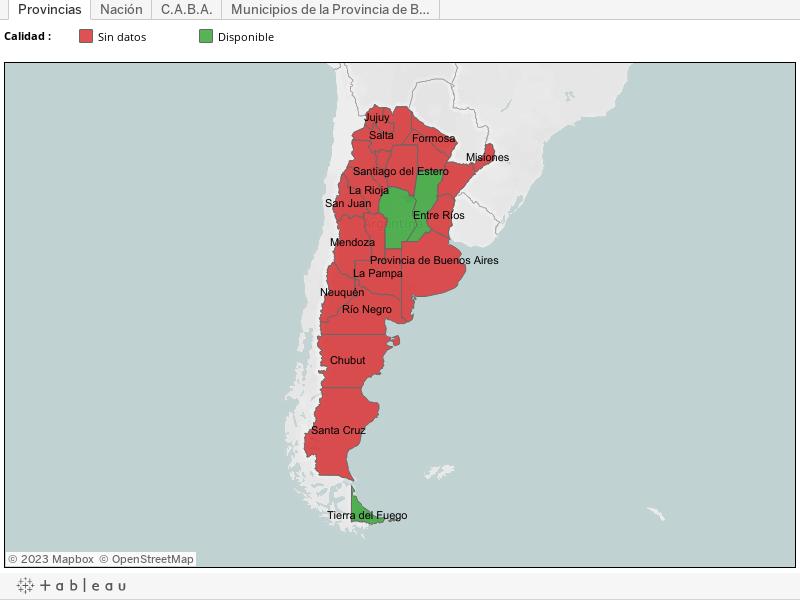 Publicidad Oficial en la Republica Argentina