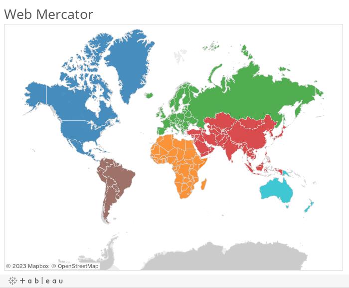 WebMercator