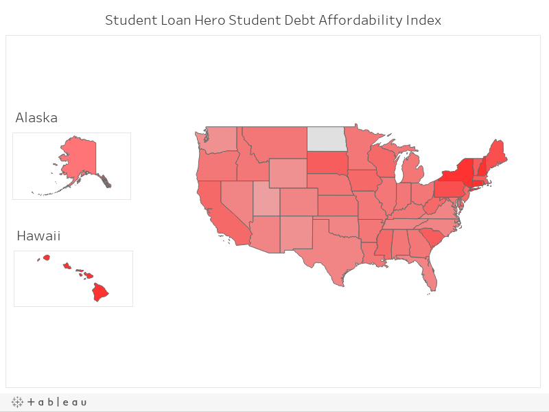Affordability Map
