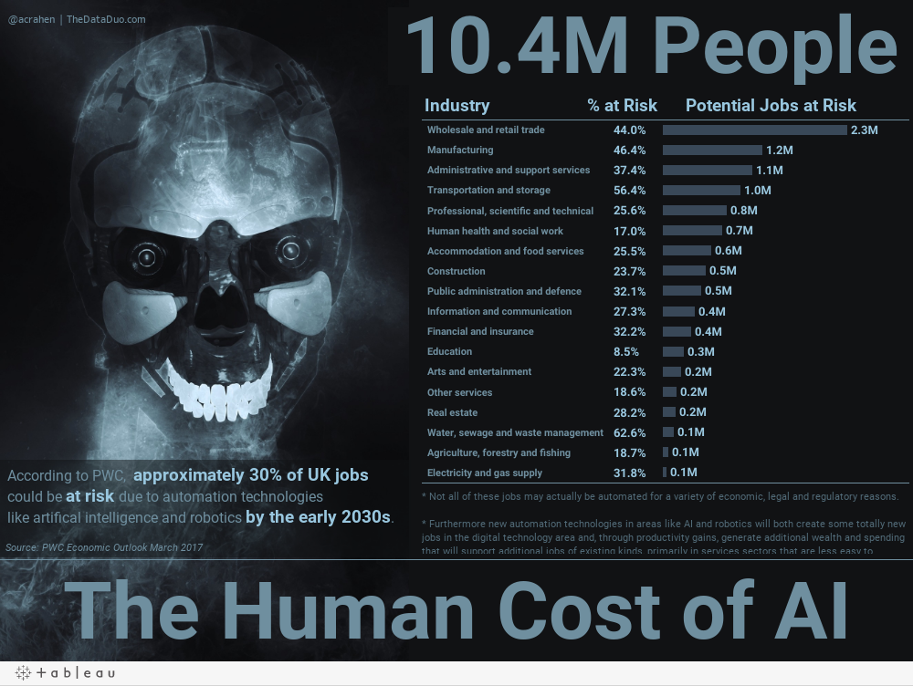 Workbook: The Human Cost of AI