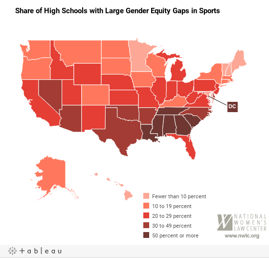 Sexual inequality in america
