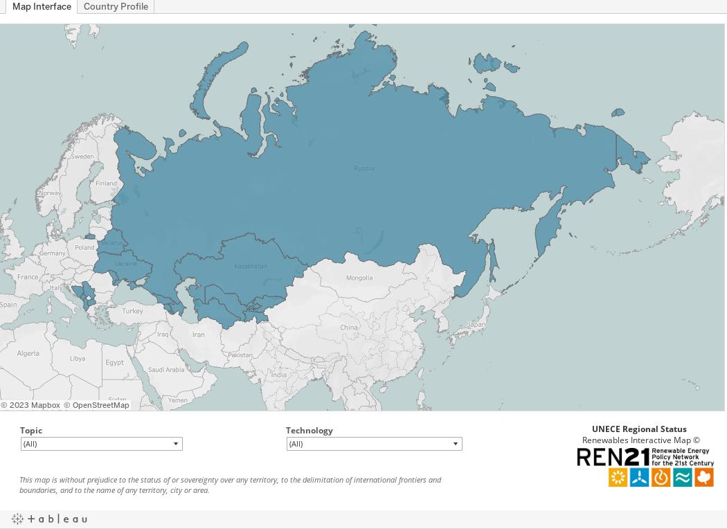 Interactive Map Of France.Unece Renewable Energy Interactive Map Sustainable Energy Unece