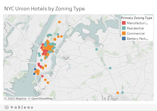 Map Of Manhattan Hotels.Hotel Trades Council Hotel Development Gowanus