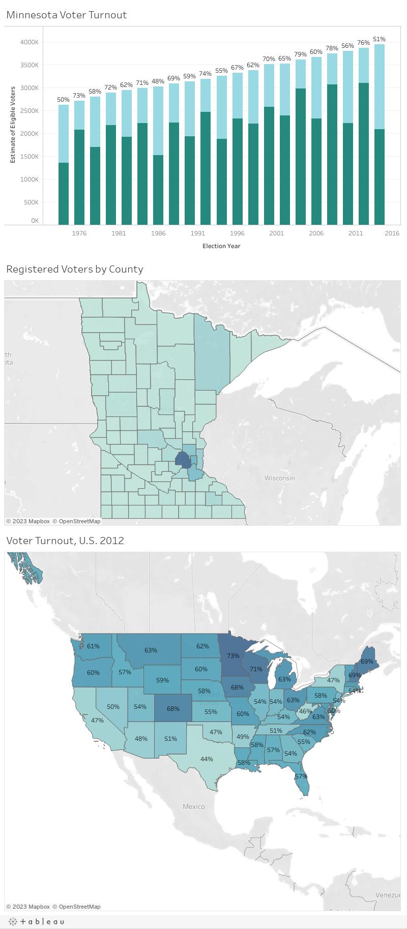 Voting in Minnesota Verticals