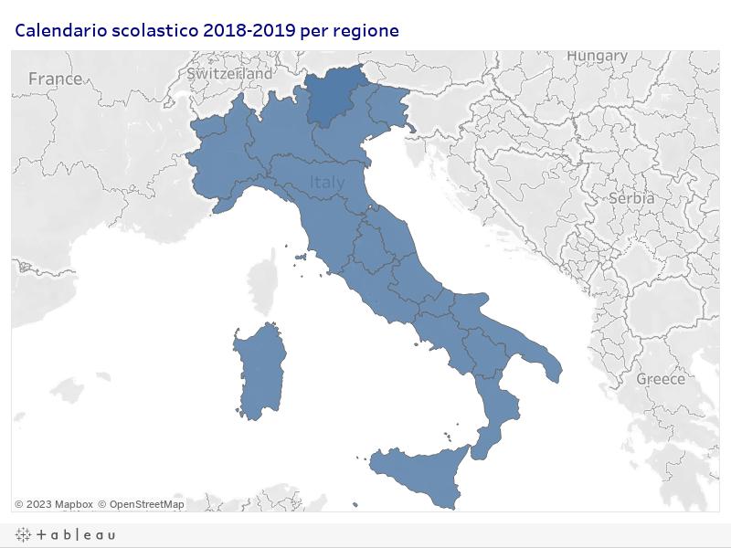 Calendario Scolastico Friuli Venezia Giulia.Quando Inizia La Scuola Il Calendario Scolastico Regione