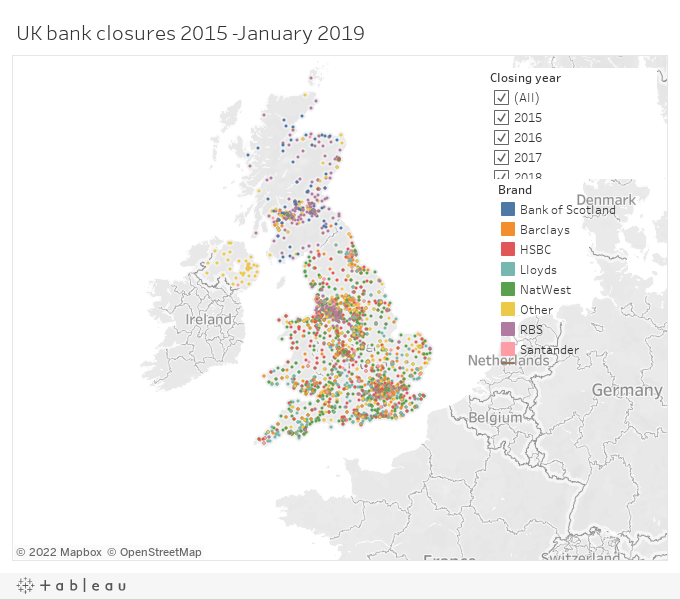 Bank branch closures: is your local bank closing? - Which?
