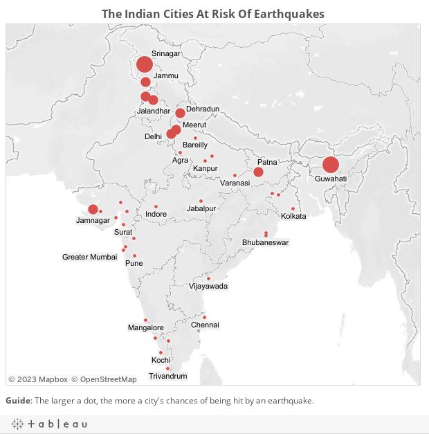 Guwahati, Srinagar at Highest Earthquake Risk | IndiaSpend