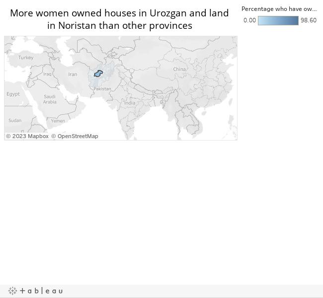 Dari land and house map